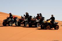 raid quad maroc